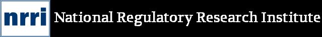 National Regulatory Research Institute –Serving State Utility Regulators