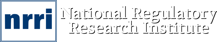 National Regulatory Research Institute – Serving State Utility Regulators